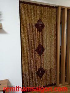 Rèm hạt gỗ G15