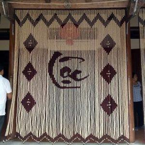 Rèm hạt gỗ G32